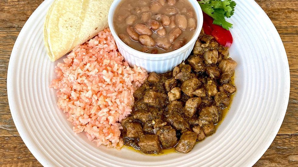 Spicy Pork Plate