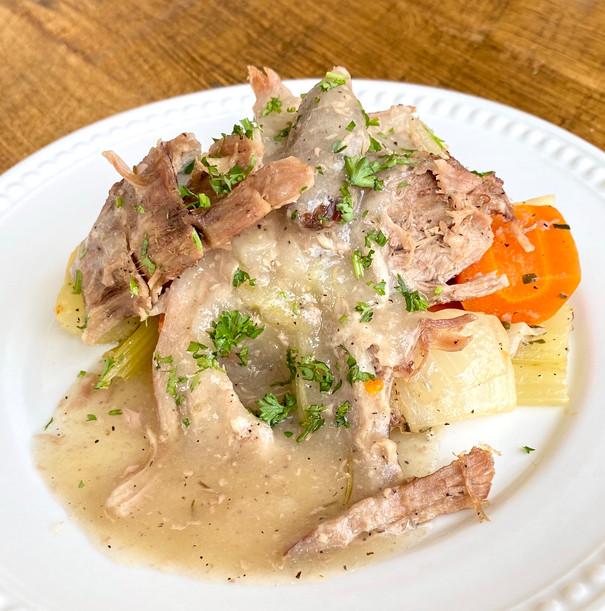 Braised Pork Roast