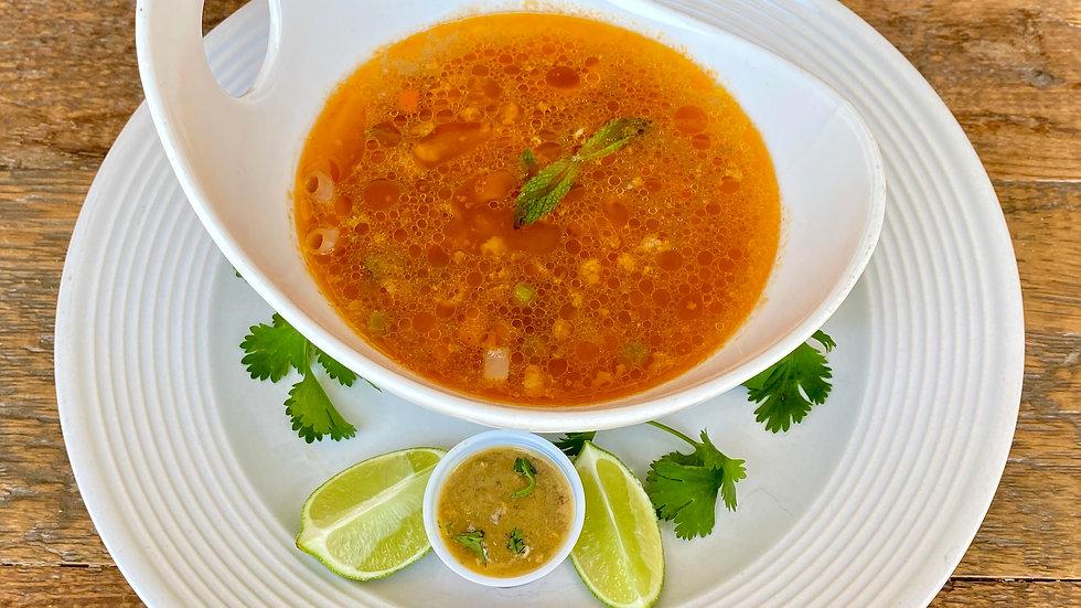 Ivette's Garden Veggie Soup