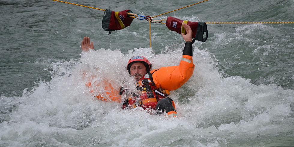 Wild Water Rescuer - Program C, June 2021