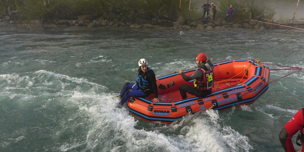 Wild Water Rescuer - Program C, Maj 2021