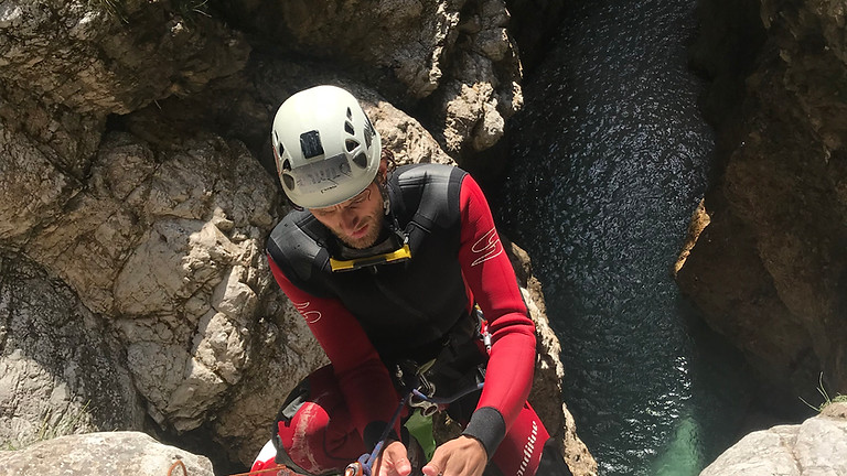 Modul 3 - Canyoning Guide
