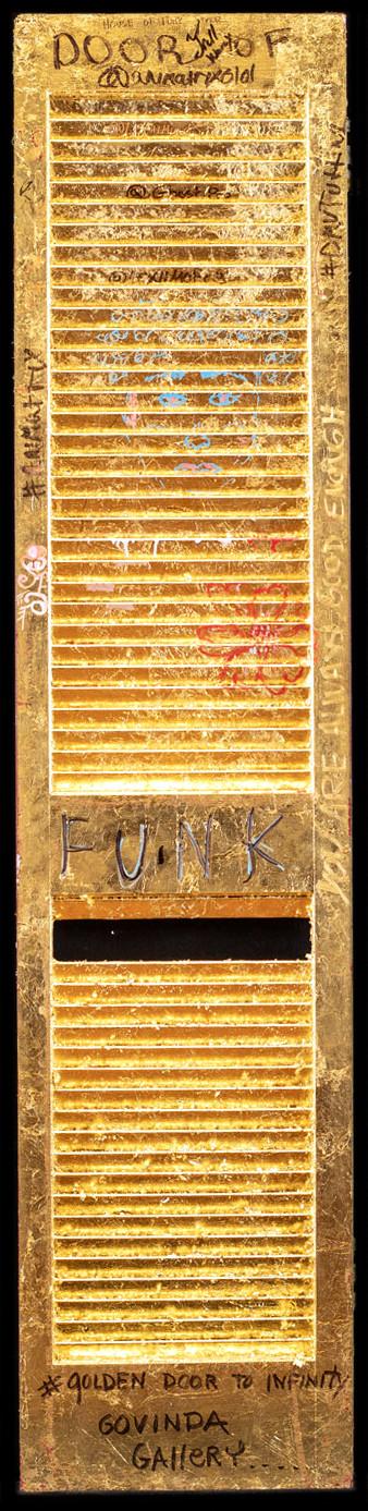 The Funk Parade Door