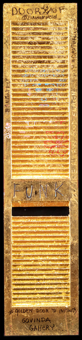 The Funk Parade Door