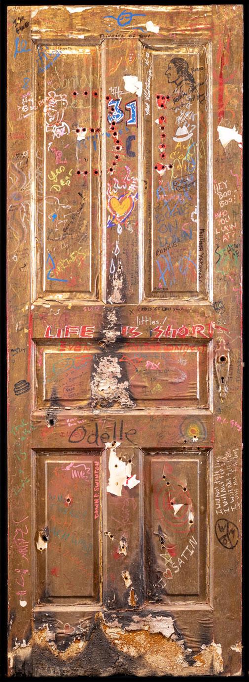 The November 5th Door