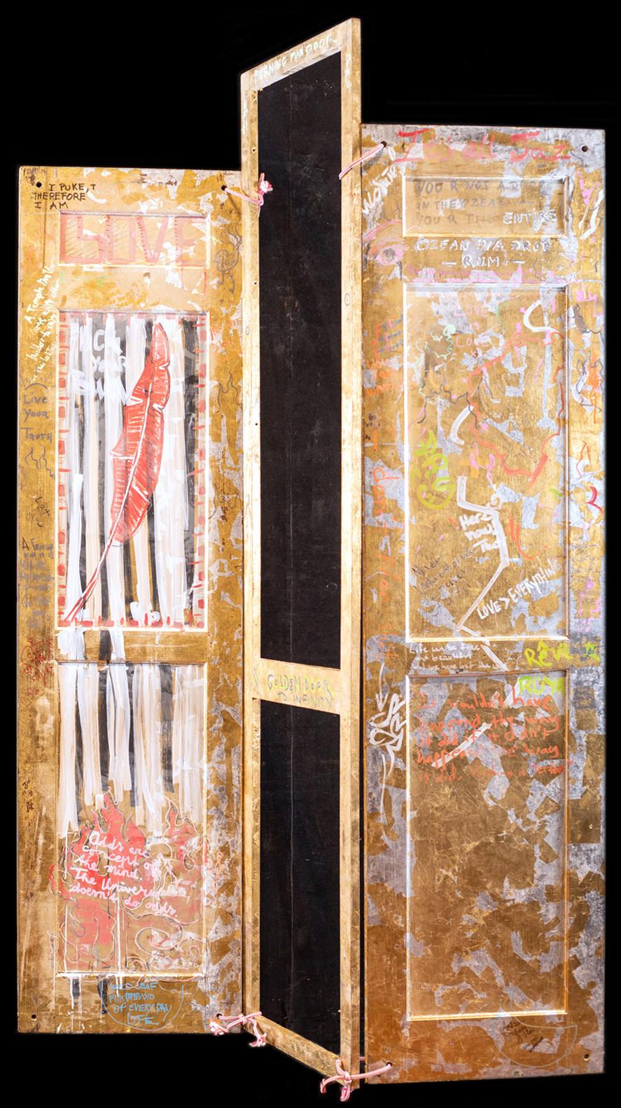 The Burners Door