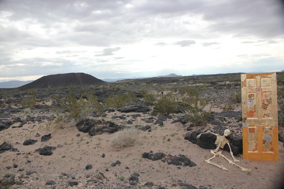 The Mojave Desert, 2019