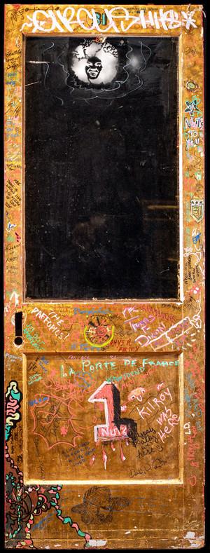 The Looking Glass Door