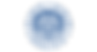 Las Santas logo blue.png