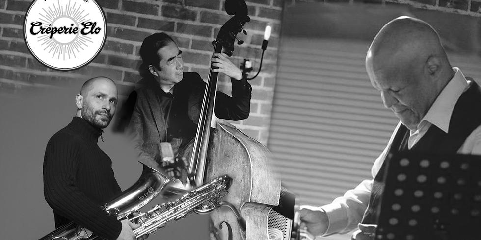 Monday's Elo Jam CHARLES RICHARD au saxophone