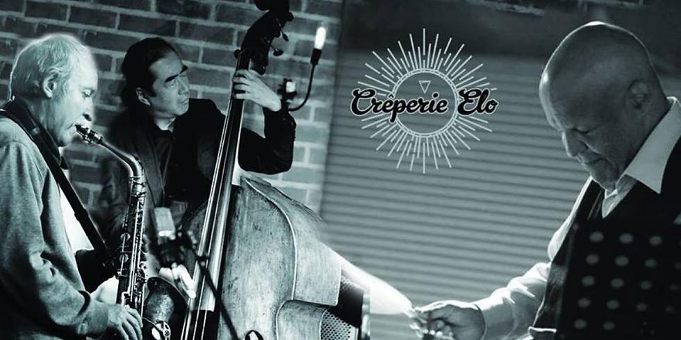 Monday's Elo Jam Session Trio avec Jean Paul Adam