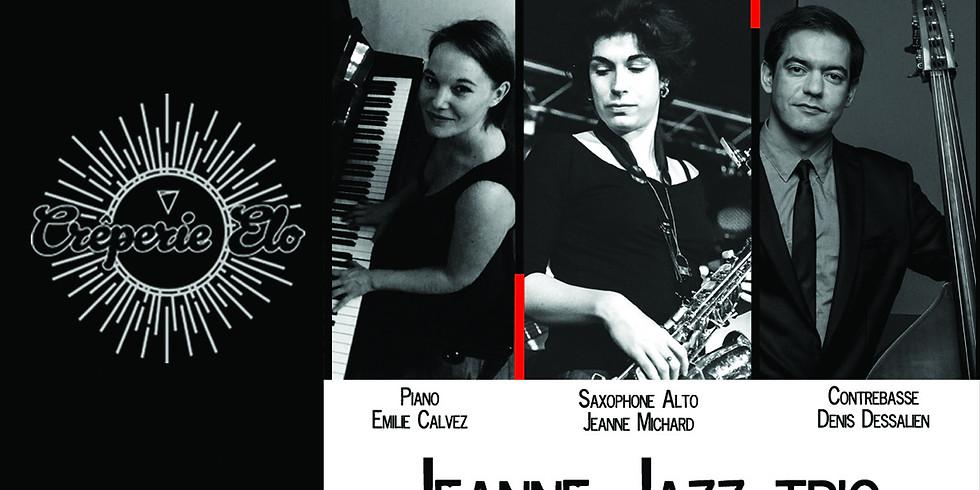 Jeanne Jazz Trio