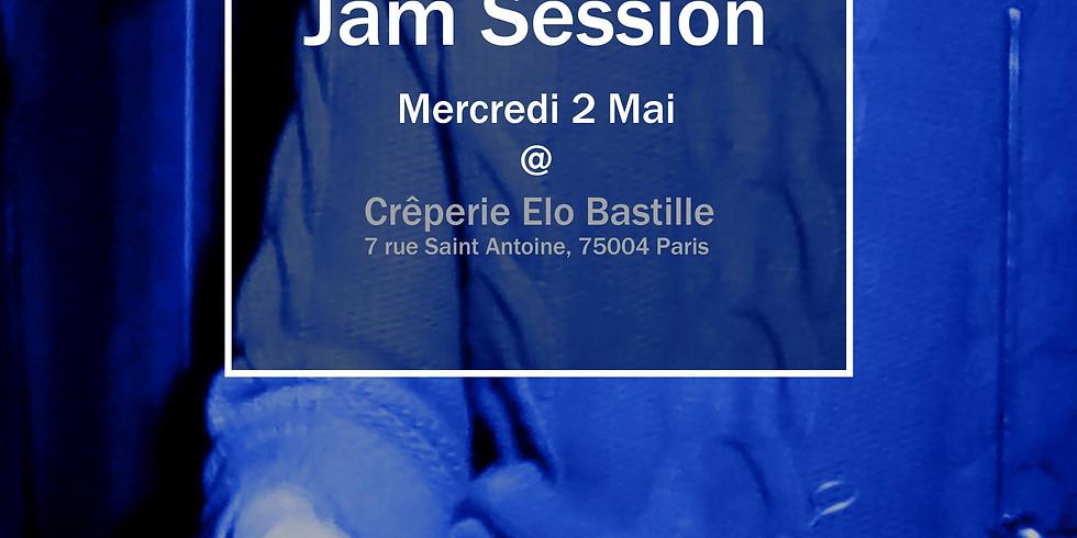 Mario Ponce-Enrile Trio + Jam