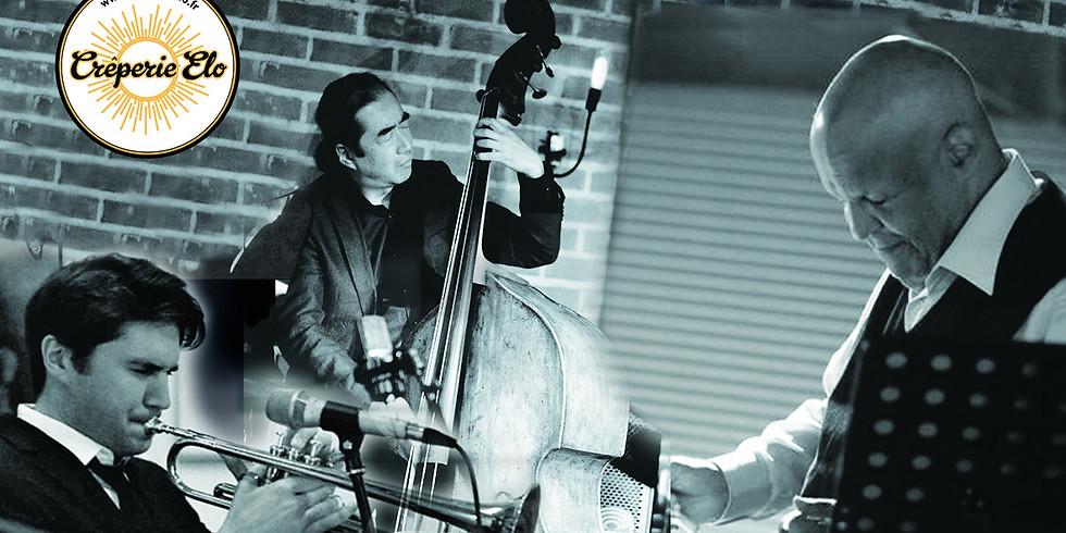 Jam's Session en Trio avec Robin Mansanti à la Trompette et voie
