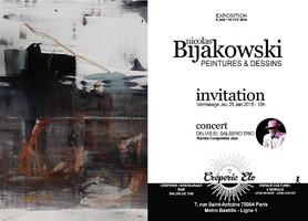 L'expo de Nicolas Bijakowski
