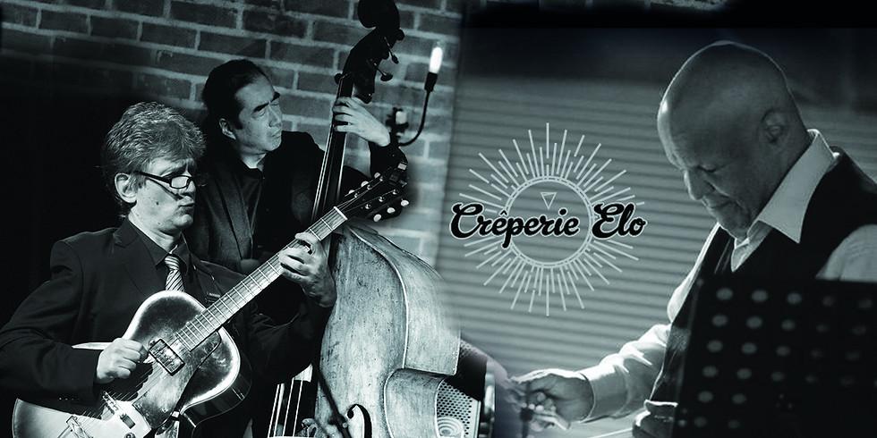 Monday's Elo Jam session avec Gilles Rea