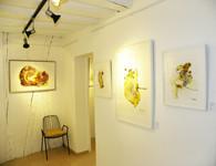 Galerie Elo vue Murielle Bozzia