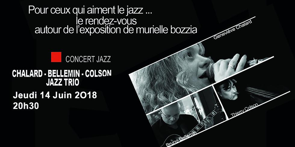 Chalard - Bellemin - Colson Jazz Trio