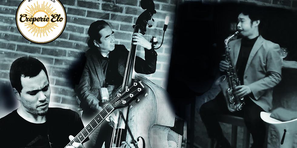Monday's Elo Jam Session en trio avec Hugo Corbin à la Guitare