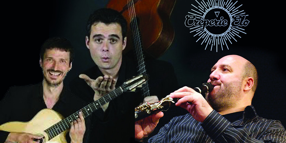 Ioan Streba Trio