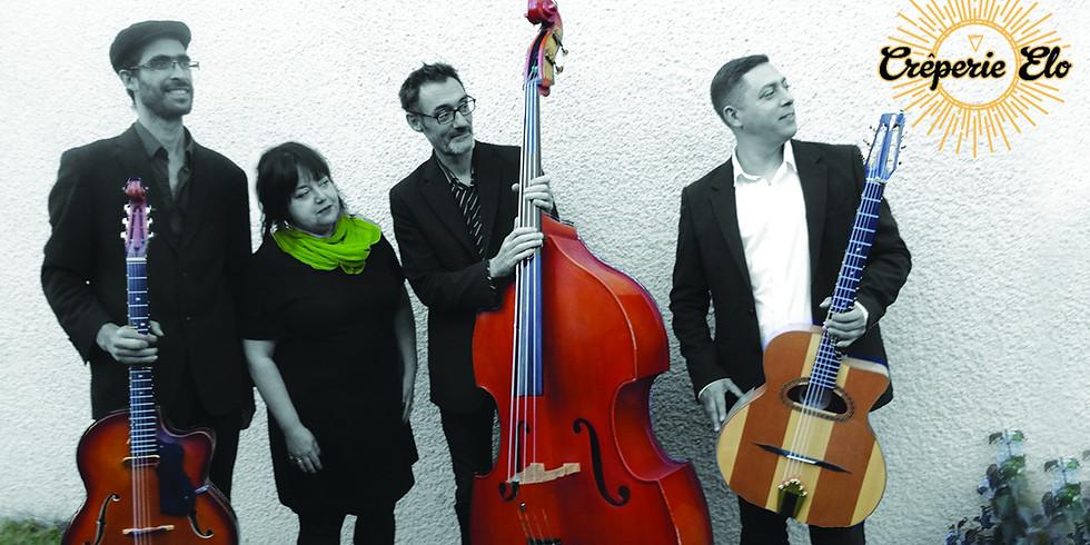 François Brunel Gypsy Quartet