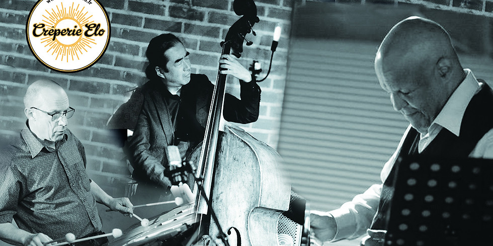 Monday's Jam session en trio avec Pascal Bivalski