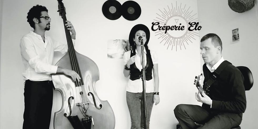 ★★★ Mercredi Jazz Elo ★★★ Caméléon Trio !