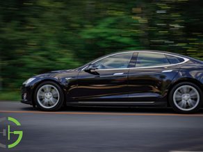 Q4: Top selling luxury car is electric!