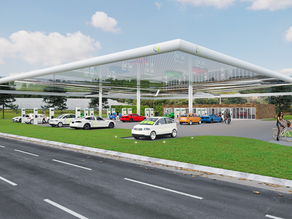 GRIDSERVE launch ELECTRIC FORECOURTS