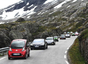Norway takes the 2018 EV world record