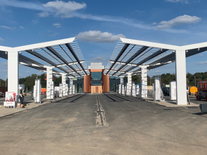 GRIDSERVE UNVEILS MAJOR PARTNERSHIPS AS ELECTRIC FORECOURT NEARS COMPLETION