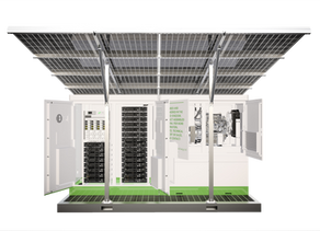 GRIDSERVE steps up innovation with enhanced modular hybrid energy solution