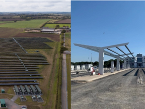GRIDSERVE PURCHASES CLAYHILL SOLAR FARM TO SUPPLY FIRST ELECTRIC FORECOURT® AND #DELIVER NET ZERO