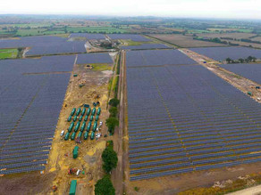 GRIDSERVE complete game changing hybrid solar farm