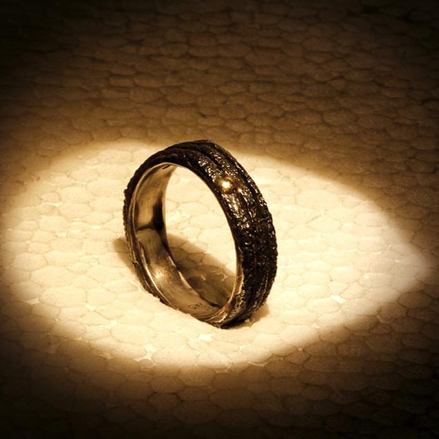 fedina in ferro-oro