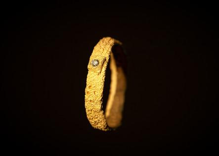 Fede in oro giallo 18kt