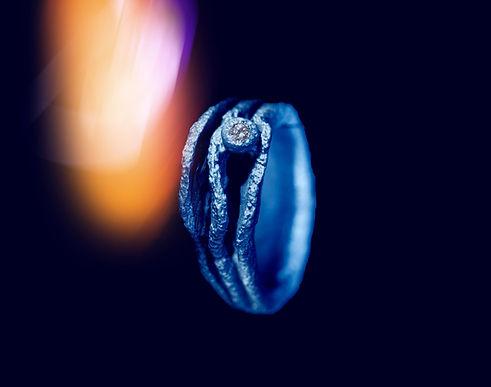 gioielli in titanio