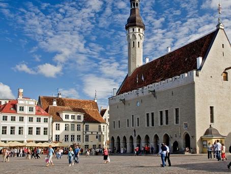 TURISME: Ude af syne - Turismen i Tallinn