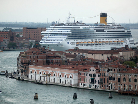 TURISME: Ude af skala - Turismen i Venedig.