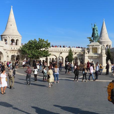 TURISME: Ude af kontrol - Turismen i Budapest