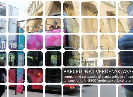 TURISME: Barcelona i verdensklasse