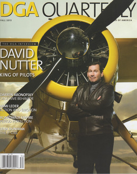 DGA Quarterly Mag. w/David Nutter