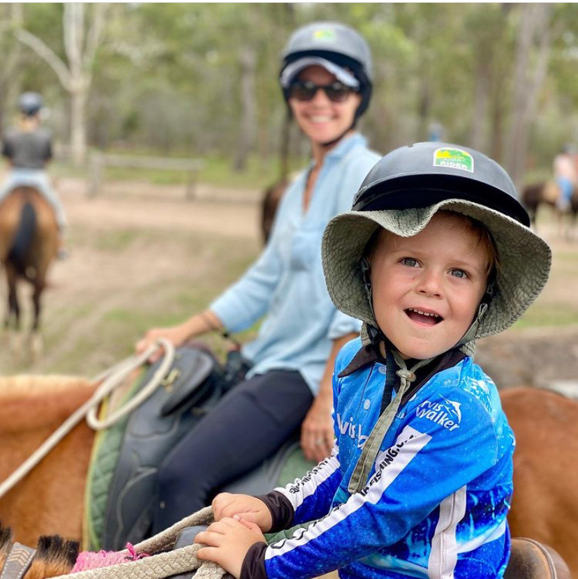 Things to do in Hervey Bay with kids - Horse riding