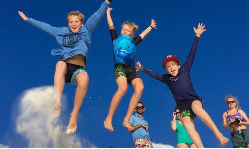 Things to do in Hervey Bay with kids
