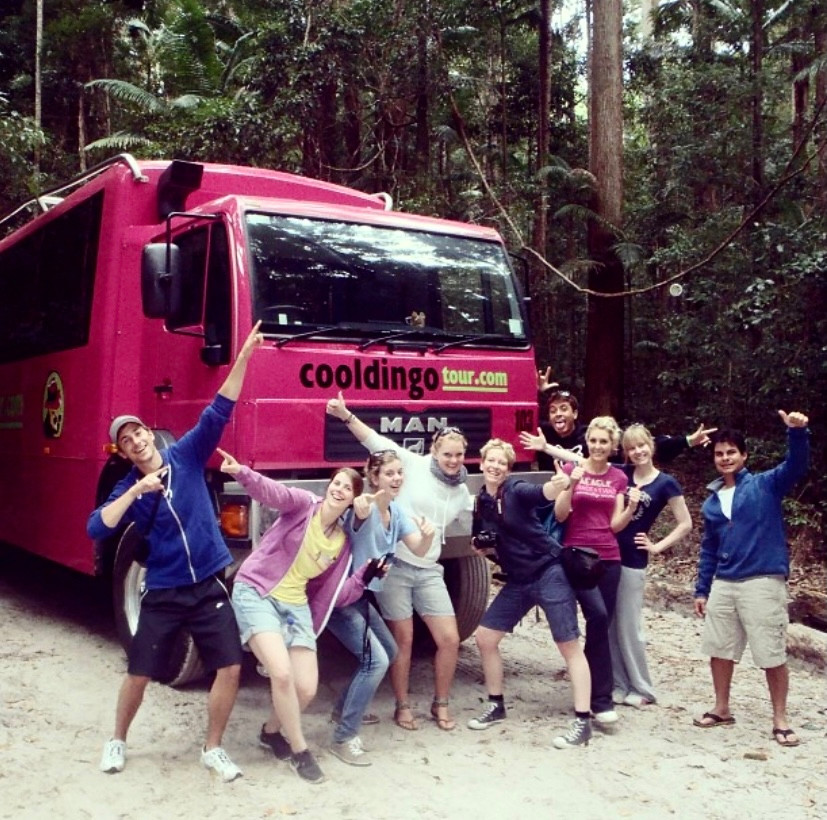 Fraser Island tours from Hervey Bay - Cool Dingo Tours