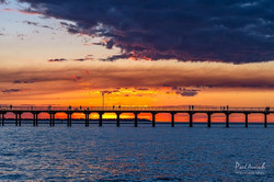 sunset cruise hervey bay