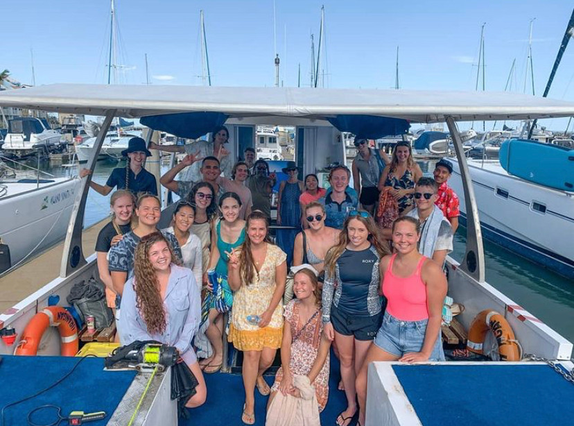 Things to do in Hervey Bay - private charters