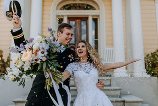 Epic + Moody Styled photoshoot at Spicer Mansion, Mystic