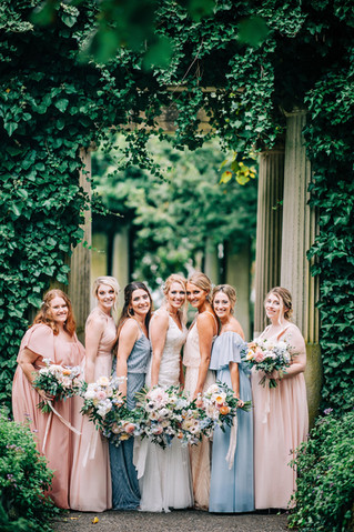 Pretty Pastel Nautical Wedding at Mystic Seaport Museum Boat Shed