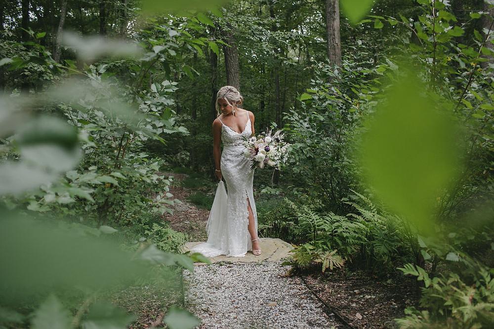Rustic White Wedding at Chatfield Hollo Inn